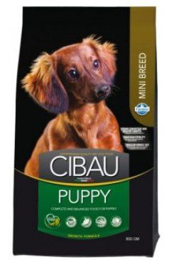 CIBAU Dog Puppy Mini 800 g cena od 137 Kč