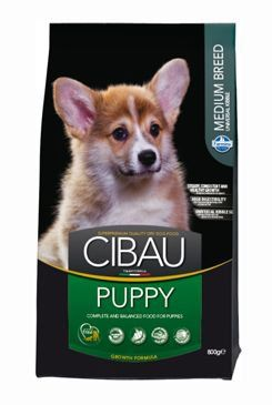 XXL obrazek CIBAU Dog Puppy Medium 800 g