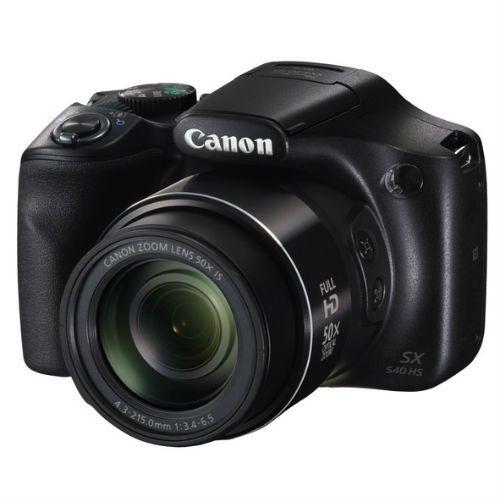 Canon PowerShot SX540 HS cena od 8788 Kč