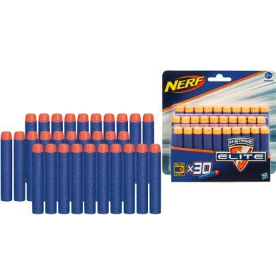 HASBRO Nerf N-Strike Elite 30 nábojů cena od 249 Kč