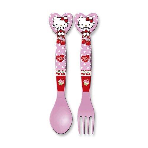 BANQUET Hello Kitty dětský příbor cena od 35 Kč