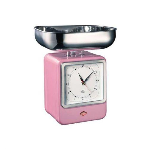 Wesco Kuchyňské váhy s hodinami cena od 1999 Kč