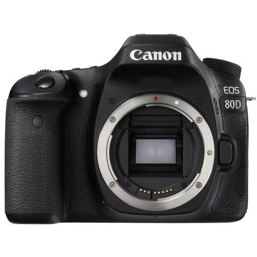 Canon EOS 80D cena od 24480 Kč