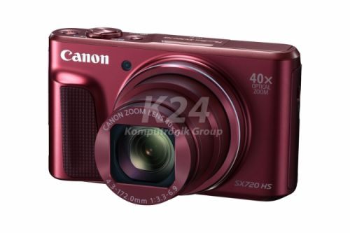 Canon PowerShot SX720 HS cena od 7718 Kč