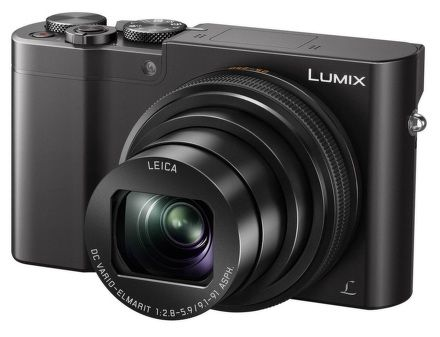 Panasonic Lumix DMC-TZ100 cena od 16990 Kč