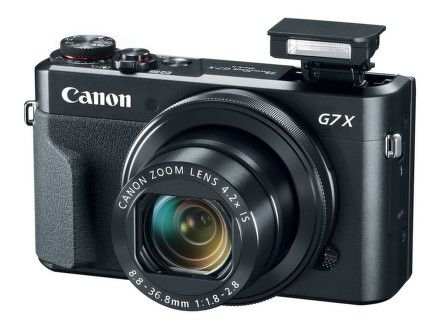 Canon PowerShot G7 X Mark II cena od 8744 Kč