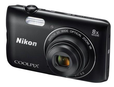 Nikon Coolpix A300 cena od 3490 Kč