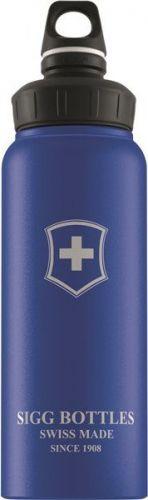 Sigg WMB Swiss Emblem Blue Touch 1 l cena od 499 Kč