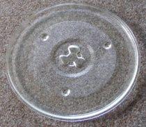 DOMO Skleněný talíř mikrovlnné trouby 24,5 cm
