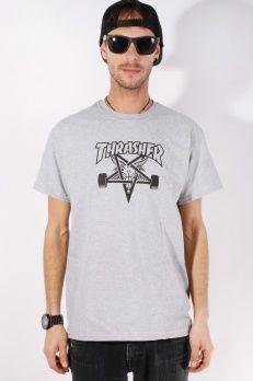 Thrasher Skate Goat triko
