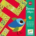 Djeco Domino Veselé počítání cena od 219 Kč