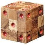 ALBI Hlavolam Domino Cube 3v1 cena od 199 Kč