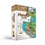 Albi: ALBI Kouzelné čtení Puzzle Planeta zvířat - Albi