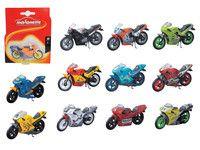 Mac Toys Motocykl Cross 6,5 cm cena od 72 Kč