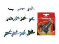 Mac Toys Letadlo Jet Aero Club 11 cm cena od 56 Kč