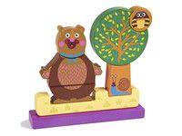 O-OOPS Imagine Puzzle Bear Forest Medvěd v lese cena od 499 Kč
