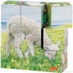Goki Kostky s obrázkem Zvířátka na statku cena od 229 Kč
