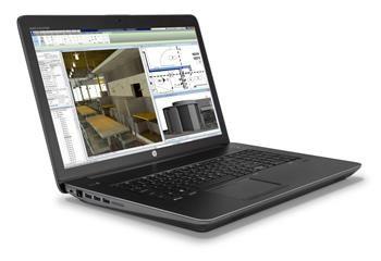 HP zbook 17 G3 (V2D21AW) cena od 68655 Kč