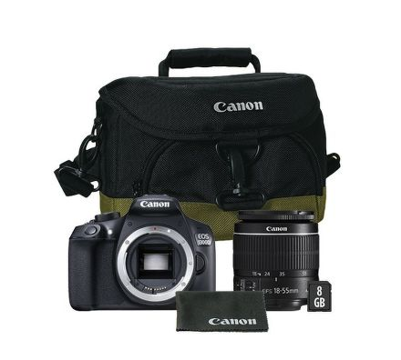 Canon EOS 1300D cena od 15790 Kč