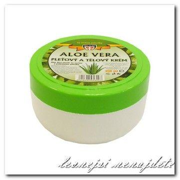 PALACIO Aloe vera pleťový a tělový krém 200 ml