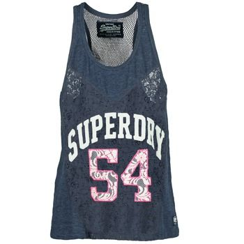 Superdry ATHLECTIC LACE tílko