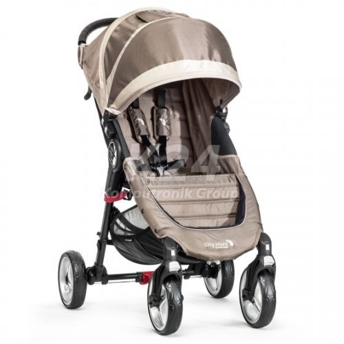 Baby Jogger City Mini 4W cena od 7699 Kč