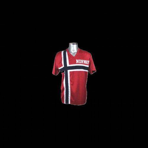 Waynor Norská vlajka triko