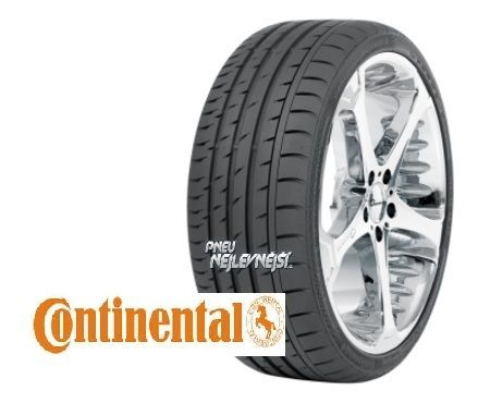 Continental SportContact 3 245/35 R20 95Y