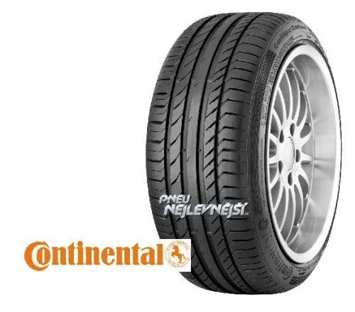 Continental SportContact 5 235/50 R18 101W cena od 3789 Kč