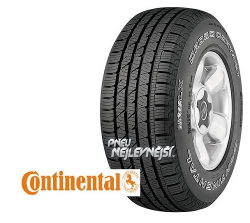 Continental CrossContact LX Sport 245/50 R20 102H