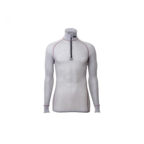BRYNJE Wool Thermo light Zip-polo rolák
