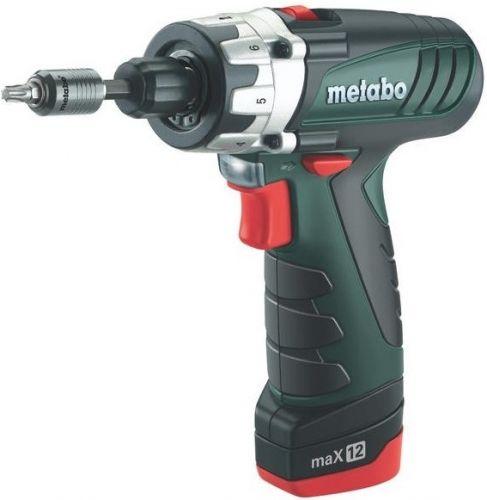 METABO PowerMaxx BS Basic 10,8 V Li