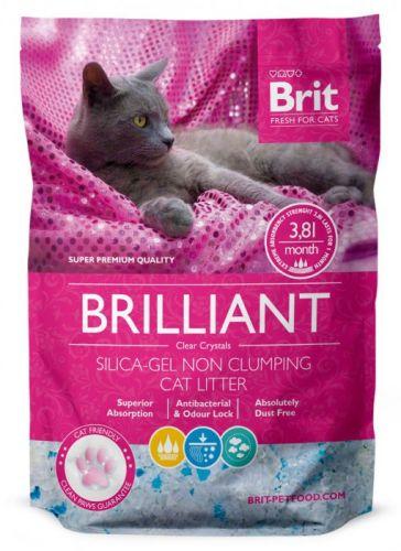 Brit Care Brilliant Silica gel 7,6 l