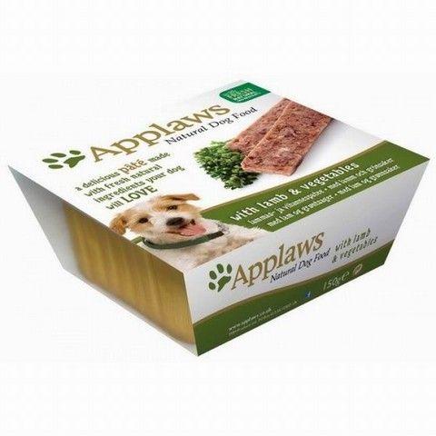 Applaws Paté Dog jehně a zelenina 150 g cena od 42 Kč