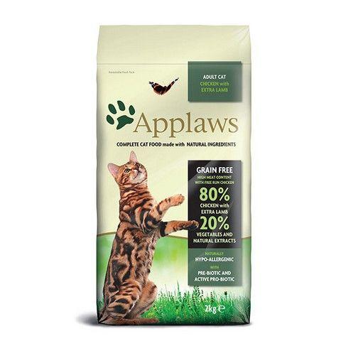 Applaws Cat Adult Chicken&Lamb 2 kg
