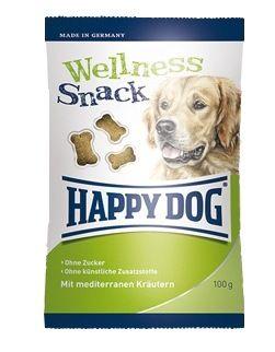 HAPPY DOG Supreme Wellness Snack 100 g