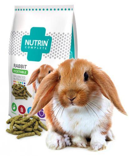Darwins Nutrin Complete králík vegetable 400 g