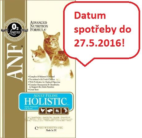 ANF Feline Holistic 2 kg