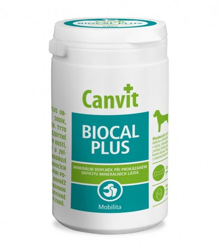 BIOFAKTORY Canvit Biocal Plus 230 g