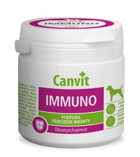 BIOFAKTORY Canvit Immuno 100 g cena od 134 Kč