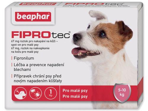Beaphar Spot on Fiprotec pro psy S 5-10 kg