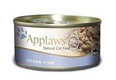 Applaws Cat mořské ryby 156 g