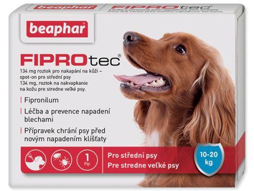 Beaphar Spot on Fiprotec pro psy M 10-20 kg