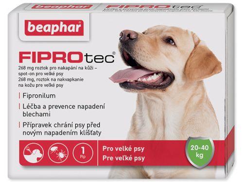 Beaphar Spot on Fiprotec pro psy L 20-40 kg
