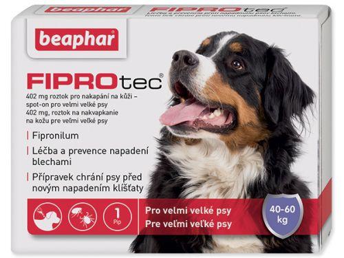 Beaphar Spot on Fiprotec pro psy 40-60 kg