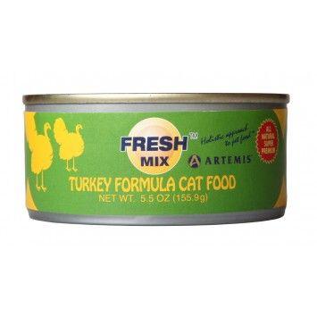 Artemis Fresh Mix Cats Turkey 156 g