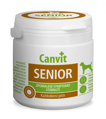 BIOFAKTORY Canvit Senior 100 g