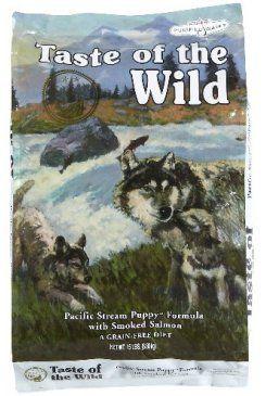 Taste of the Wild Pacific Stream Puppy 13 kg cena od 1390 Kč