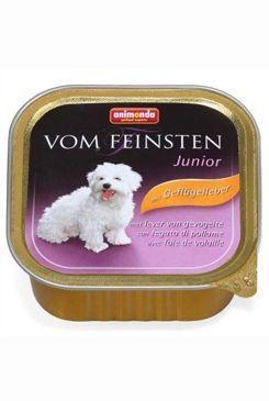 Animonda paštika Junior drůbeží játra pes 150 g