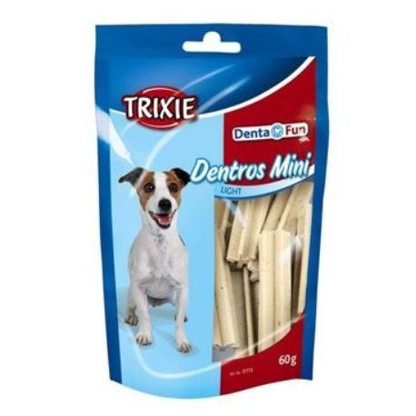 Trixie Dentafun DENTROS MINI Light tyčinky pes 60 g